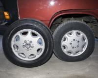 15 in vs 14 in wheel