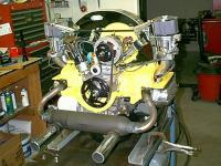 2110cc VW engine