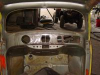 Oval dash Welded
