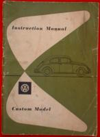1960 Standard Owners manual