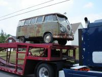 1961 on its way to the uk