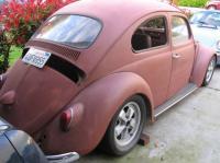 STOLEN 1960 VW BUG