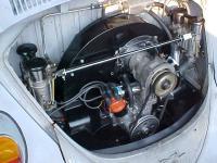 My 1963 Bug with 2276cc & 48 IDA's