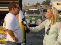 Little Miss Sunshine: Chris interviewed by KABC