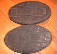 Empi Side Step Pads