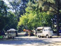 Double Cab w/ eribha puck camping