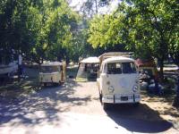 Double cab and eriba puck cruz'in the cal coast