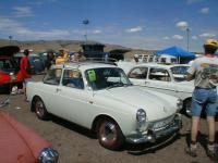Notchback at Bandimere