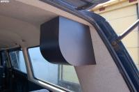 Custom Vanagon speaker enclosures