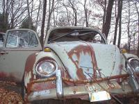 My '65 Parts Car