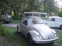 VW Lauren's driveway