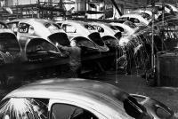 Split assembly line photo