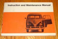 '67 Deluxe Owner Manual