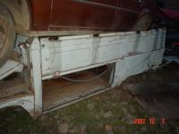 whats left of a single cab