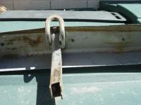 vanagon bumper bracket