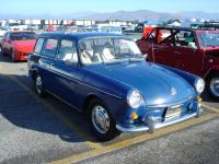 Nice Blue '68 Squareback for $5000