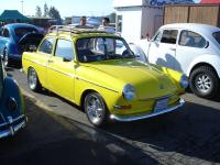 Yellow Notchback