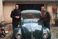 Arash & Frederic of france displaying Arash's 51 vert