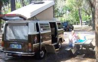 Miss Mary Camping