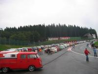 Splitbus Line-Up on Le Bug Show 2006, Spa Belgium