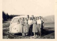 Old Photo Of a Barndoor..
