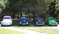 Vintage VW Tour of the Monterey Peninsula 2006 - Sept. 3, 2006