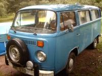 My -75 Kleinbus Camper