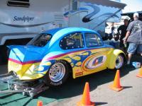 Nice racecar