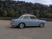 Troy's Notch (blue notchback)