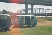 Volkswagens on the River 3