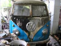 1960 bus from Southern Thailand