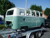 Custom build 21 window by Bugs&Busses Belgium