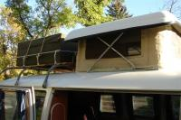 Westy style Roof rack bag....