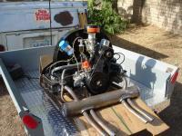 Performance 36hp engine