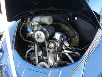 Supercharged Blue Oval