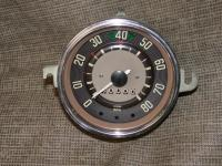 12/65 speedo refurbish - front