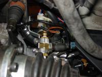 Pressure Sender manifold