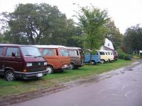 Vanagons at Transporterfest 2006