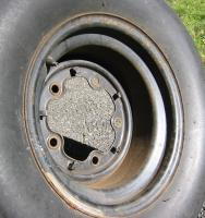 Ocelot wheel
