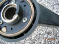 backside of steering wheel part number 113 415 651 F