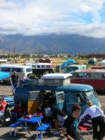 Buses and Balloons in Albuquerque, NM