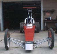Little Red Dragster
