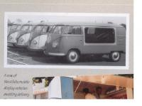 Westfalia Display Buses