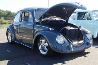 1968 Anthracite Grey turbocharged bug