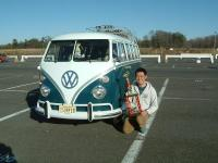 This is my second VW (this photo was taken in 2006)