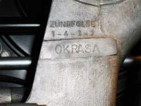 Okrasa