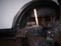 rear shock setup
