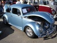 Restored Beetle with a/c