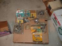 assorted empi lug nuts and bolts