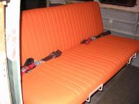 NEW SEATS!